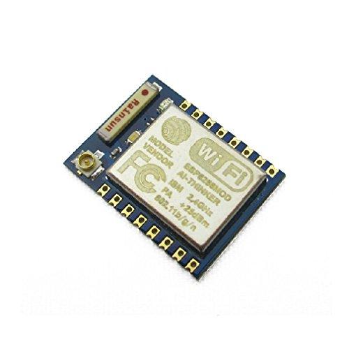 Price comparison product image HiLetgo® 3pcs ESP8266 Serial WIFI Wireless Module ESP-07 Wireless Module Serial Port WIFI Transceiver LWIP AP+STA