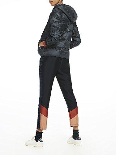 Scotch & Soda Maison Damen Jacke Reversible Puffer Jacket Blau (Navy 04)