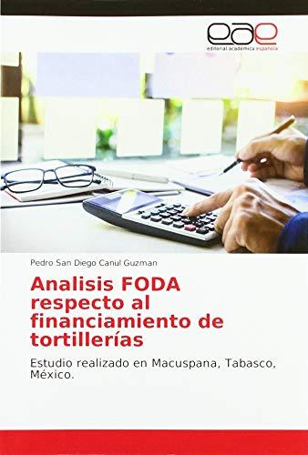 Analisis FODA respecto al financiamiento de tortillerías: Estudio realizado en Macuspana, Tabasco, México.