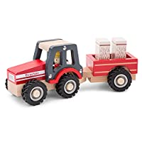New Classic Toys Tractor with trailer