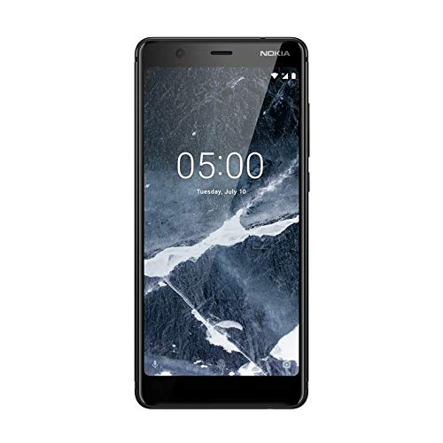 Nokia 5.1 16 GB UK SIM-Free Smartphone - Black Best Price and Cheapest