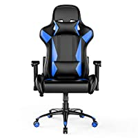 AmazonBasics Gaming Office Chair, Racing Design