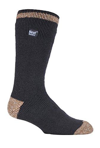 Heat Holders - Herren Thermosocken Winter Warm 2.3 tog Socken (39-45 eur, Uppingham)