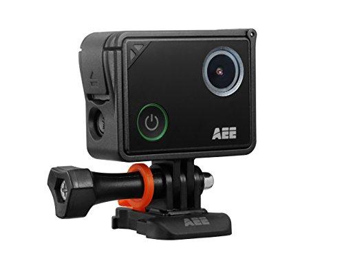 "AEE Lyfe Silver - Videocámara Deportiva de 16 MP (1.8"", 4K, 1080 p, 720 p, WiFi, Bluetooth, HDMI) Gris y Negro"