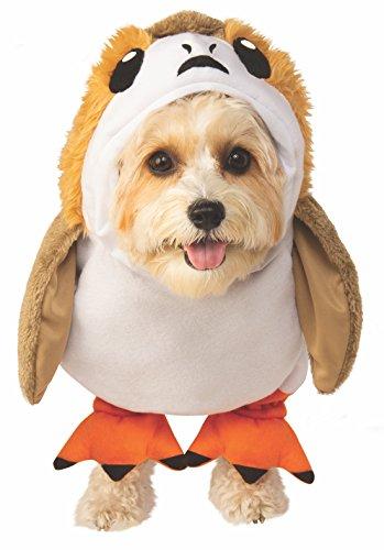 (Rubie's Star Wars PORG Pet Kostüm, Mittel)