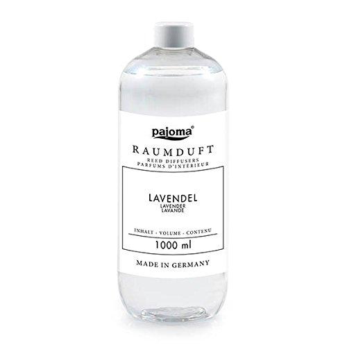 Raumduft Nachfüllflasche Lavendel, 1er Pack (1 x 1000 ml) von pajoma