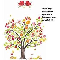 XM Pittura/fotografia/puntelli/firma/matrimonio/matrimonio/segno entra / registrati albero/check list , 60x75cm (oil painting)
