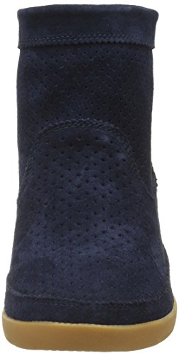 Shoe the Bear Emmy, Sneakers Hautes Femme Bleu (Navy)