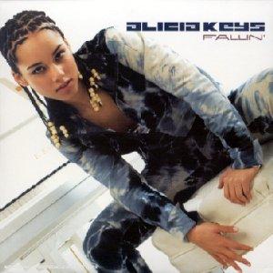 Alicia Keys - Fallin' (CD Single)