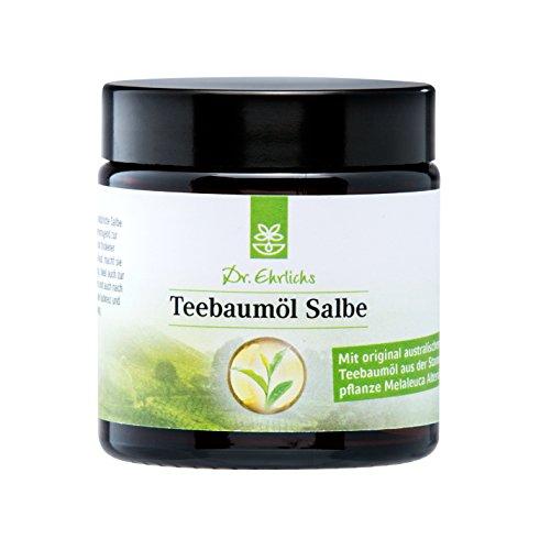 Teebaumöl-salbe (Dr. Ehrlichs Teebaumöl-Salbe)