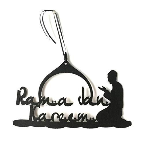 Manyo Verschönerung Scrapbooking Stoff Vlies, Muslimen Islam Ramadan, Klassische Dekorationen für Handwerk, Dekoration, Hochzeit, Teile, Basteln - Knie-hoher Schnee