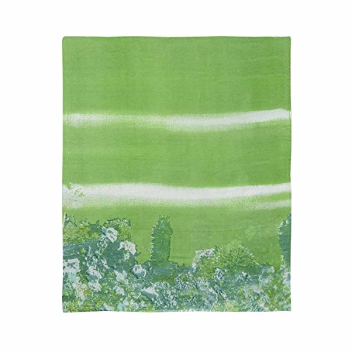 Chal bord vert Vert