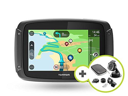 Navigateur GPS TomTom Rider 450 Premium Pack (Produit Import)