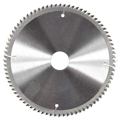 Disco de hoja de sierra circular para Festool TS55 Makita de 160 mm, 80 T, 20 mm de diámetro
