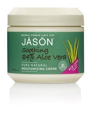 Jason Natural Products Ultra-Comforting Aloe Vera Moisturizing Creme, 4 Ounce by Jason Natural -