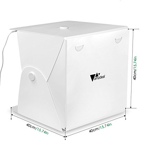 Zoom IMG-1 amzdeal tenda studio light box