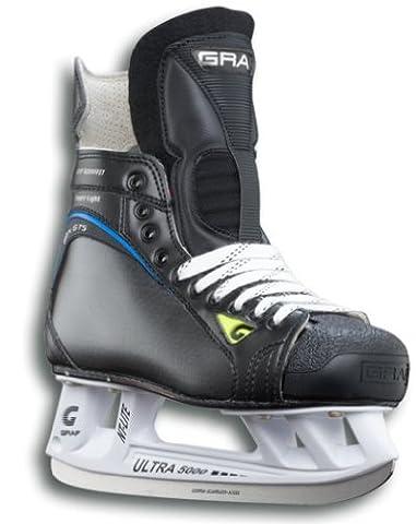 Graf Ultra G75 Sr. Ice Hockey Skates, width:EE;size:6.5 = 40