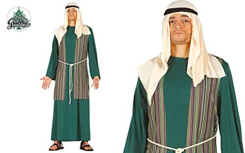 Erwachsene Kostüme Heiligen Für (grünes Josef Kostüm für Herren Gr. M/L,)