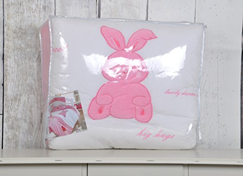 My Little Collection Lapin 100% coton lit couette 4,5 Tog Couette/