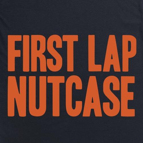 First Lap Nutcase T-Shirt, Damen Schwarz