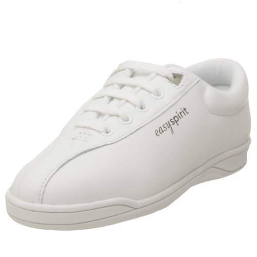 Easy Spirit Active Ap1 Cuir Baskets white