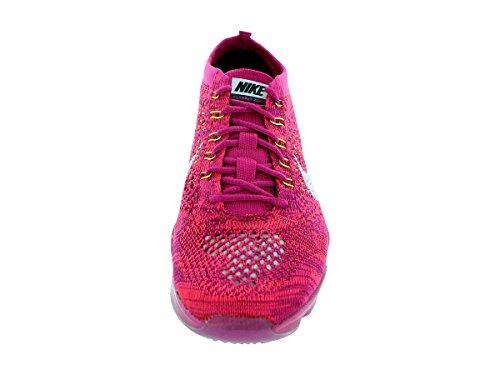 Nike Flyknit Zoom Agility Frbrry / bianco / hypr PNCH / rspbrry Formazione scarpe 6 Us Frbrry/White/Hypr Pnch/Rspbrry