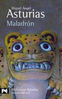 Maladrón (El Libro De Bolsillo - Bibliotecas De Autor - Biblioteca Asturias)