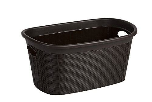 Wäschekorb Material: PP-Geflecht