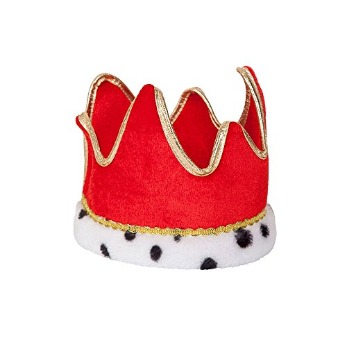 adult-king-queen-crown-hat-fancy-dress-party-accessory-royal-red-gold-faux-fur