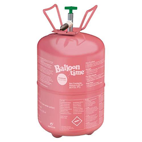 Balloon Time - Botella de hélio desechable Jumbo 0,42m3 (globos no incluidos)