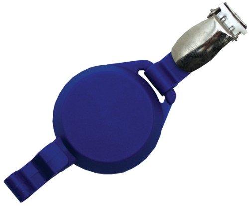 Preisvergleich Produktbild Jojo YoYo3 mit Hosenträger-Clip und Kartenhalterung, Blau