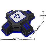 RONSHIN KX USB Game Controller Konverter Tastatur Maus Adapter für Switch/Xbox / PS4 / PS3