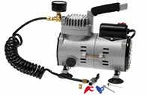 41N8UjC0KoL - Mitre Electric Compressor Mains Operated Ball High Speed Power Inflator Pump