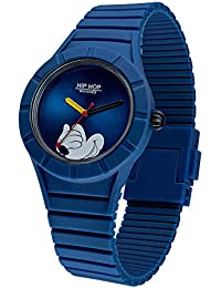 Hip Hop Watches - Reloj para Hombre - Edición Especial Aniversario de  Mickey Mouse - Colección 3ff7549c9b17