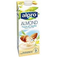 Alpro Drink Almond Vanilla Flavour - 1 liter
