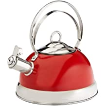 Wesco 340 520-02 Flötenkessel Cookware rot