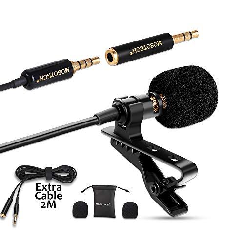Mosotech Microfono Solapa,...