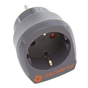 Samsonite Adaptateur de voyage Travel Accessor. V Europe/us Adaptor 50938