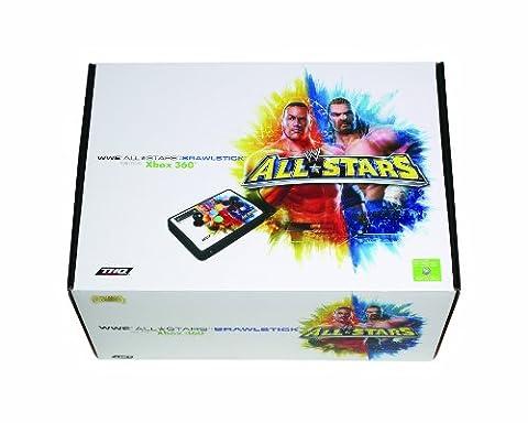 Stick arcade officiel Xbox 360 WWE All Stars - Brawl
