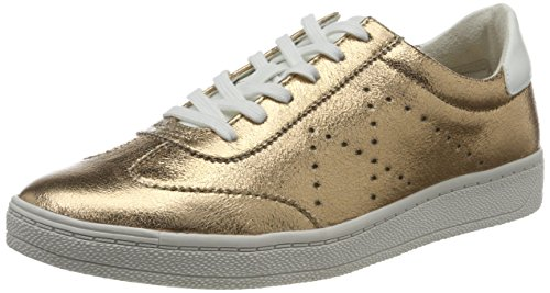 Tamaris Damen 23692 Sneakers, Gold (Gold Structure 953), 40 EU