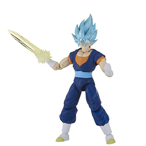 Dragon Ball-35868 Deluxe Figure Super Saiyan Blue Vegeta, (35868)