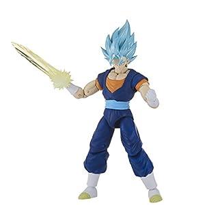 Dragon Ball-35868 Figura Deluxe Súper Saiyan Blue Vegeta, (35868)