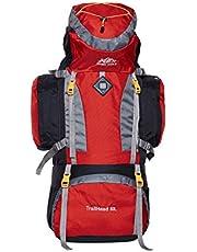 Mount Track Trailhead 80 Ltrs Rucksack Trekking & Hiking Ba