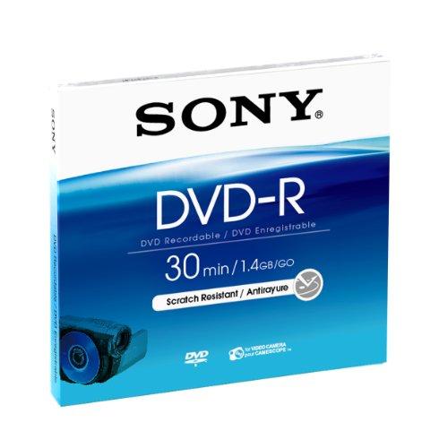 Sony DMR30R1H - Disco DVD-R