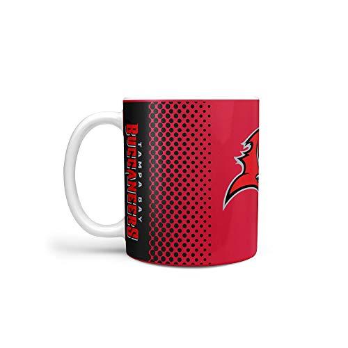 NFL Football TAMPA BAY BUCCANEERS Mug Kaffeetasse Tasse Fade