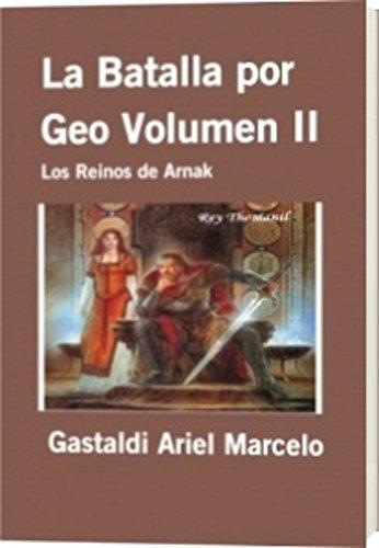 La Batalla por Geo: Los Reinos de Arnak por ariel gastaldi
