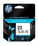 HP - C9352AE - cartouche couleur #22 ( deskjet 3940 )