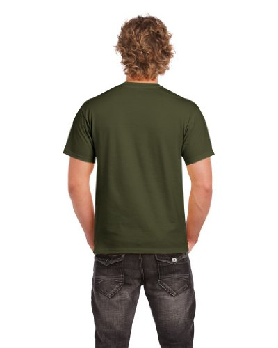 Gildan T-Shirt Heavy 5000 Military Green