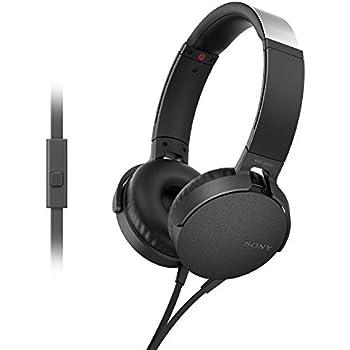 Buy Sony Mdr Xb450 On Ear Extra Bass Headphones Black