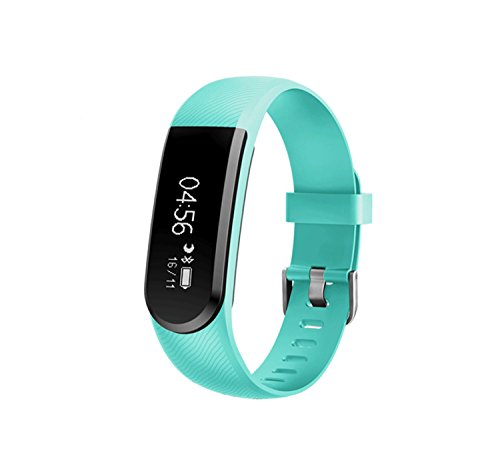 Smart wristband bracelet Smart Bracelet ios Smart Watch Fitness Tracker,Beurer Fitness Armband, Sportuhr Mit Pulsmesser,Heart Rate Monitor Pedometer Smart Bracelet Fitness Tracker Bluetooth 4.0 (Green) (Kettler Heart-rate)